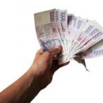 Rychlá půjčka 8000 korun