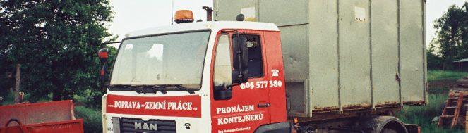 Výhody kontejnerové dopravy pro váš dům