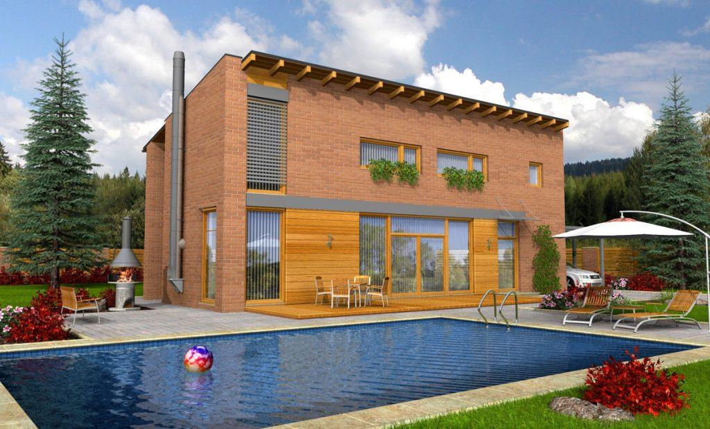 Dům z ekologických materiálů vám ušetří čas i energii