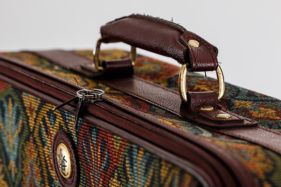 Nezapomeňte si při cestování pojistit zavazadla
